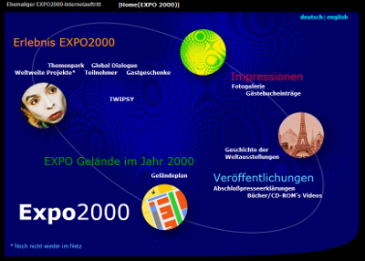 expo2000 screenshot